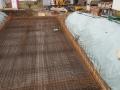 Armierung der Bodenplatte