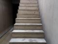 Ortbeton Treppe